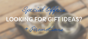 Looking for gift ideas? Special offers & promotions.